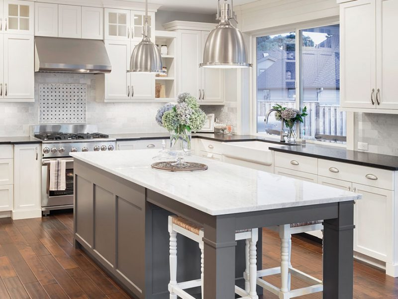Modern Kitchen Remodel Mission Viejo