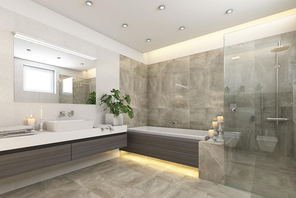 Master Bath Remodel Mission Viejo Ca
