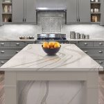 Quartz countertop in Mission Viejo