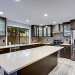 Quartz countertop in Lake Forest