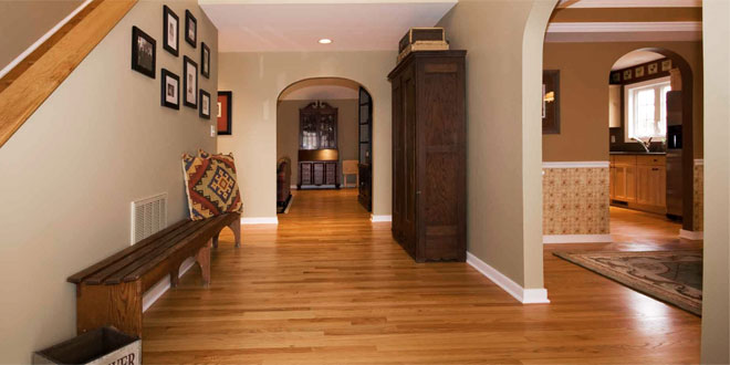hardwood-flooring in Mission Viejo
