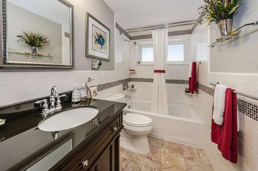 James remodeling bathroom remodeling Mission Viejo